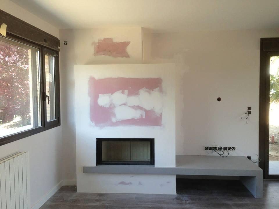 Travaux de peinture et revêtement des murs